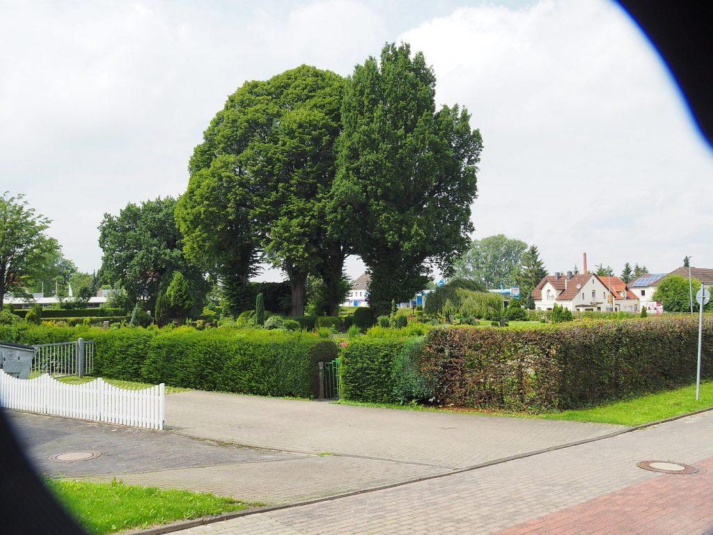 Friedhof St. Johann  an der Lageschen Straße