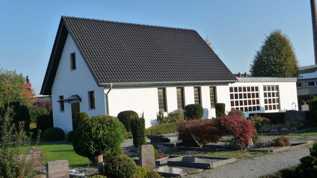 Friedhofsverein Laubke wurde 1904 gegründet