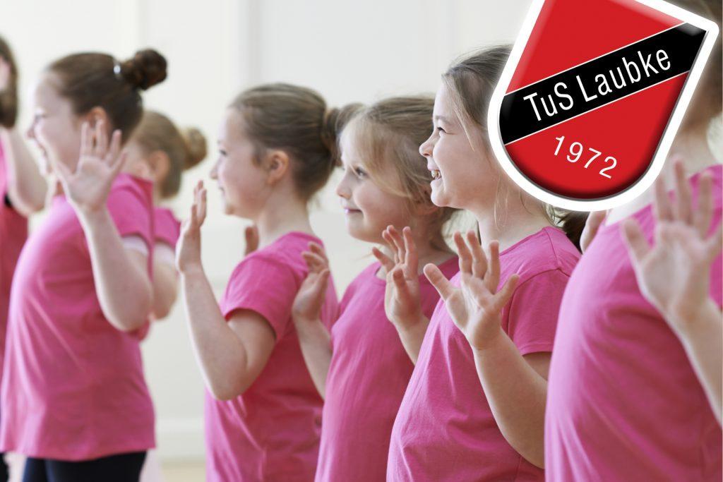 Tanzen für Mädchen von 8-12 Jahren
