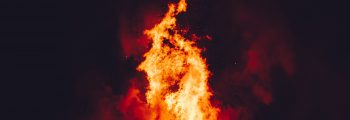 Großbrand in der Kindertagesstätte Wilde Wiese