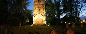 Kirchhof St. Johann seit 780 n.Chr.