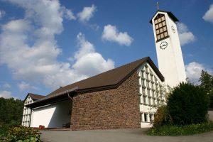 Kirche Voßheide