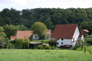 Voßheide: Kluckhof