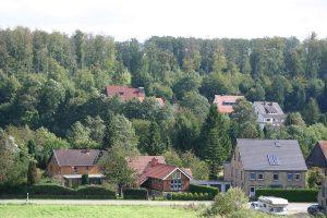 Voßheide: Kluckhof mit Mühlenberg!