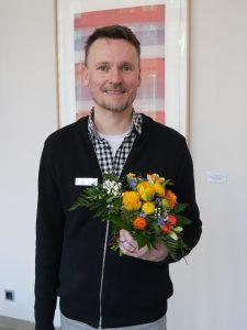 Florian Altenhein, Leiter der Musikschule der Alten Hansestadt Lemgo