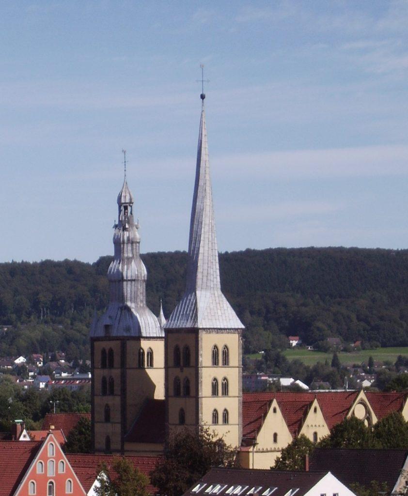 St. Nicolai Kirchtürme