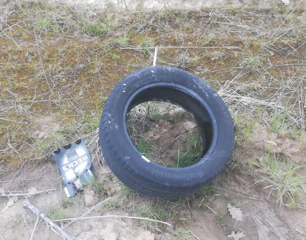 Müllsammelaktion im Lemgoer Süden